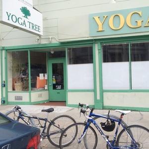 自転車でSF yoga探検!/さいきみか
