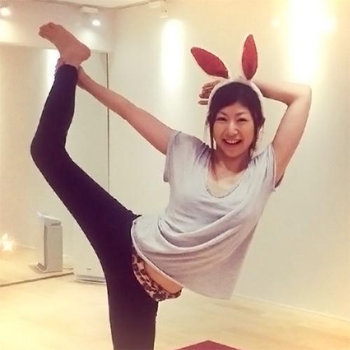 yogaバニー♡Halloween/さいきみか