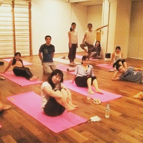 Reebok fitness friday@lotas8/山口絵里加