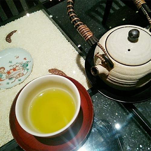 緑茶効果/山口絵里加