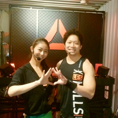 コラボyoutuber企画@Reebok battle club