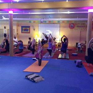 NYのDharma Yoga ⇄ 日本のダーマヨガ②/さいきみか