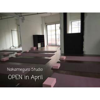 4月のレッスンスケジュール – New studio OPEN!! -/さいきみか