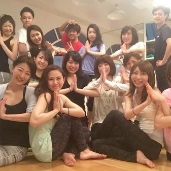 みんなの♡happy yoga/さいきみか