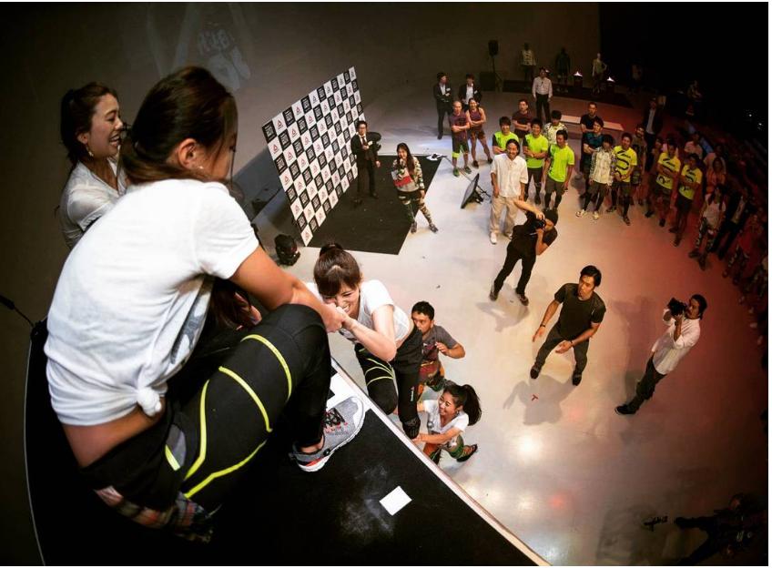 リーボック史上最もタフなチームレースが開催されます。 【Reebok Fitness Ba…/山口絵里加