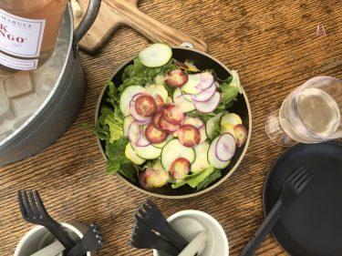 Lys blanc Volteメンバー記事「自分に合う食事バランスを知る方法。 30代は食べて内側から美しい女性に。」