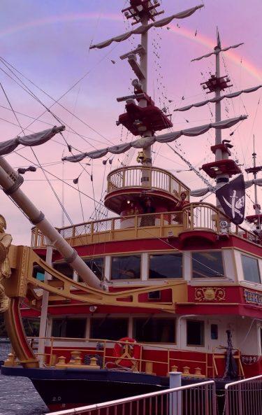 パイレーツに会える?週末にオススメな箱根海賊船